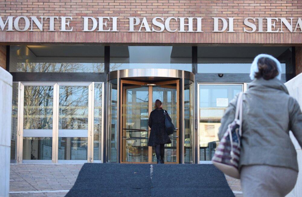 Itaalia otsustas enda panku päästma asuda