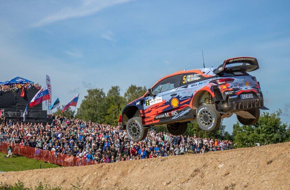 Rally Estonial kukkus sülle suur võimalus, loodetavasti ei raputata seda sülest maha.