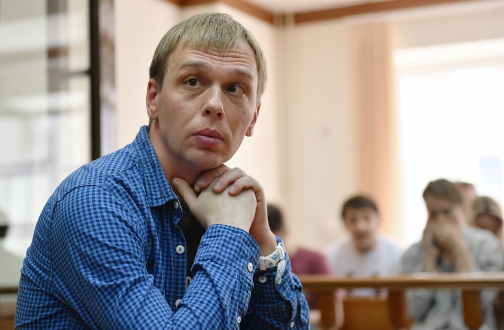Голунов заявил, что опасается за свою безопасность