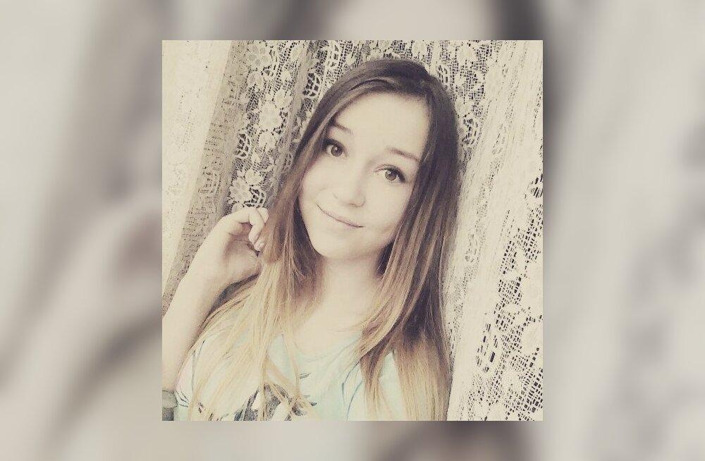 Нарвская полиция просит помощи в поиске 15-летней Екатерины