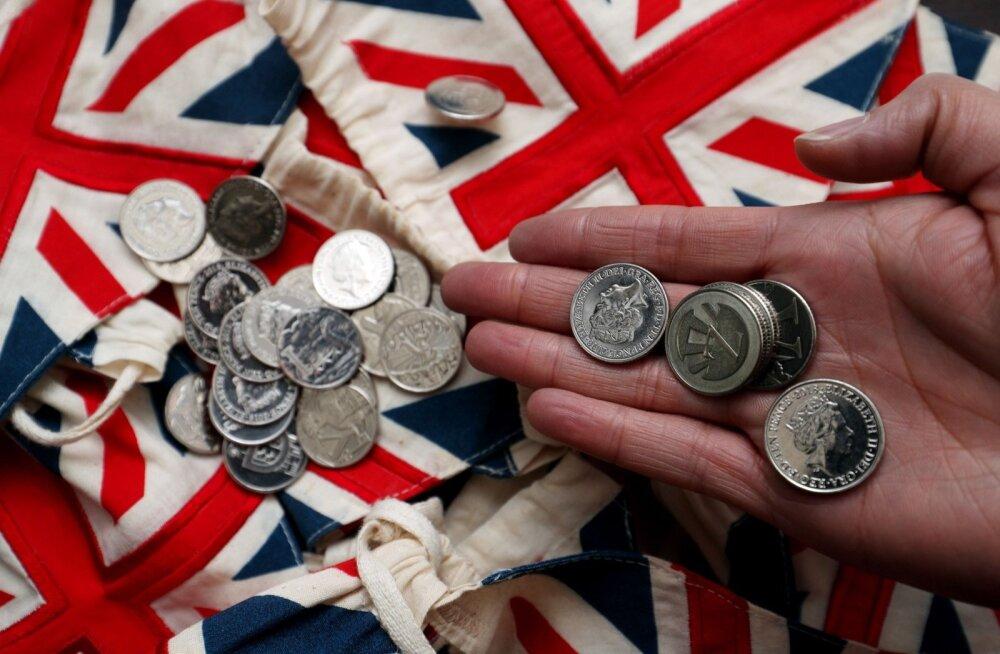 Briti mündid