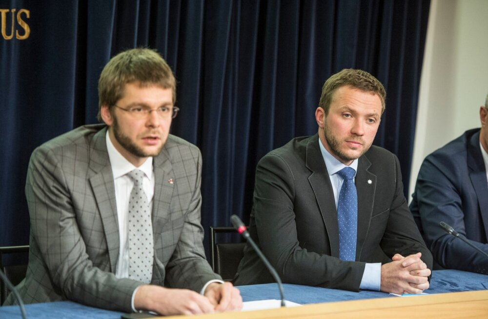 Valitsuse pressikonverents 26.11.2015