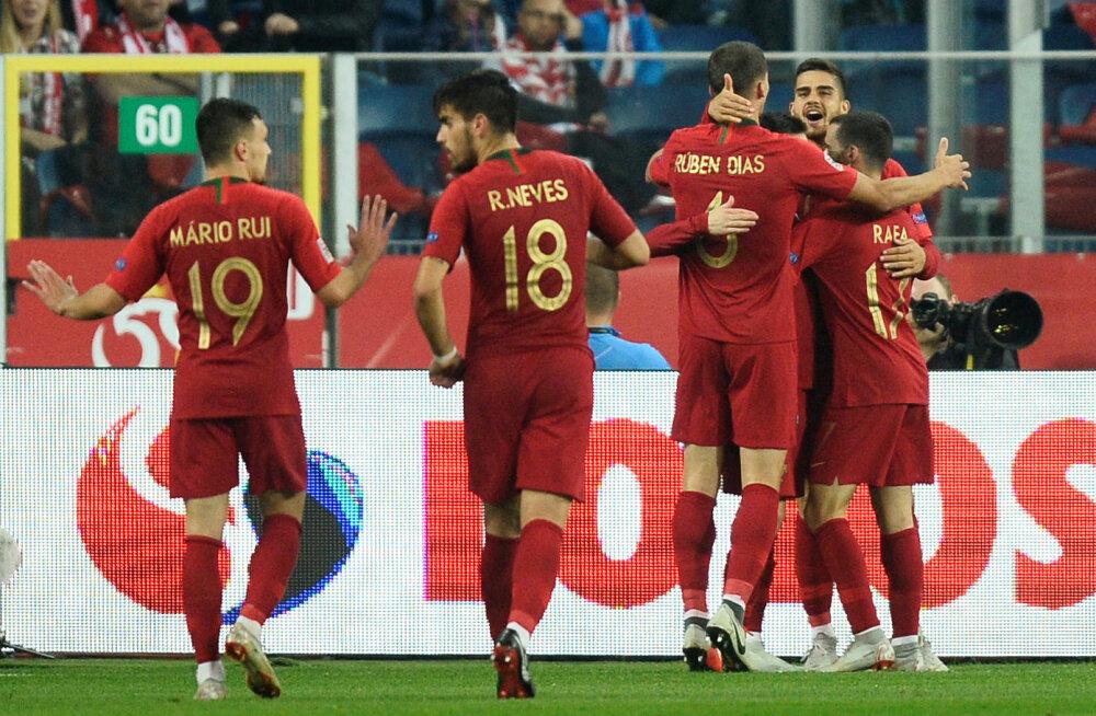 Portugali jalgpallurid