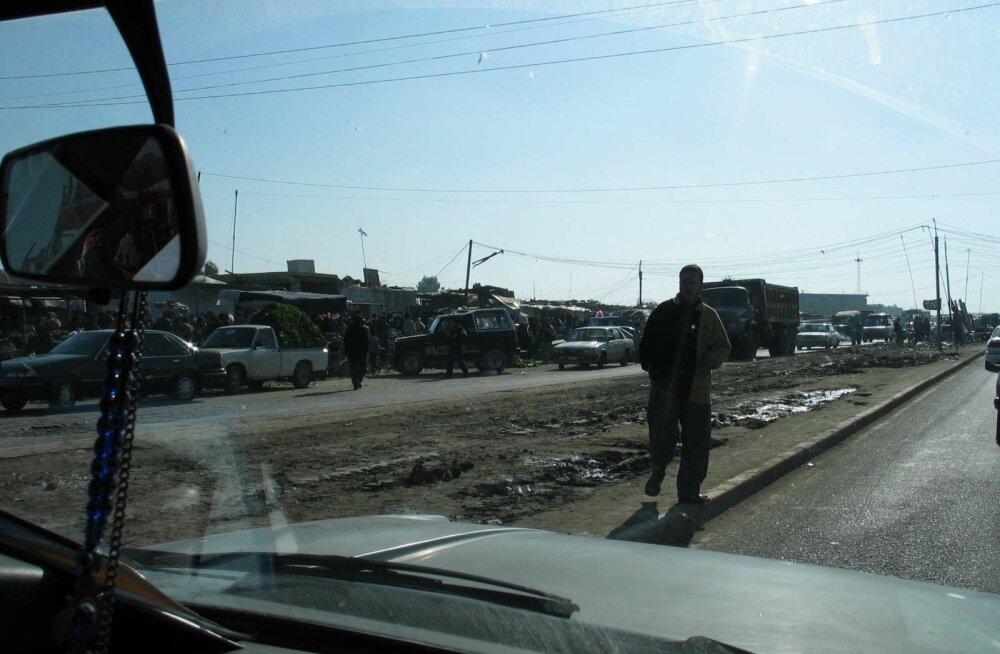 Iraagi julgeolekujõud avasid meeleavaldajate pihta tule, hukkus 14 inimest