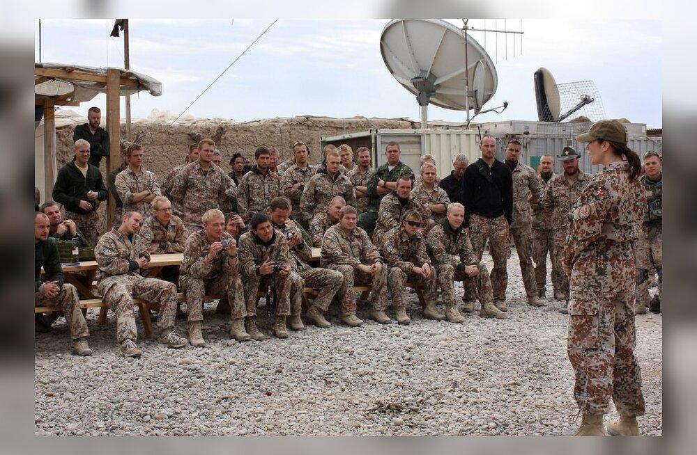 Taani sõdurid lahkuvad Afganistanist 2014. aasta lõpuks