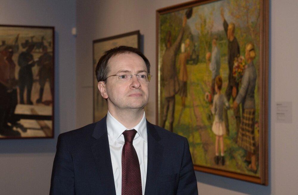 Venemaa kultuuriminister rääkis, et küsib Panama paberites figureerivalt tšellist Rolduginit nõu kaadriküsimustes