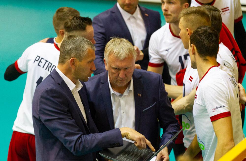 Avo Keel sai magusa võidu, Läti lõi Kuldliigas nimekat vastast ja tõusis alagrupis teiseks