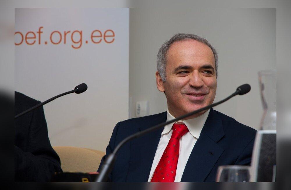 Каспаров — о том, что Европа может сделать для российской оппозиции