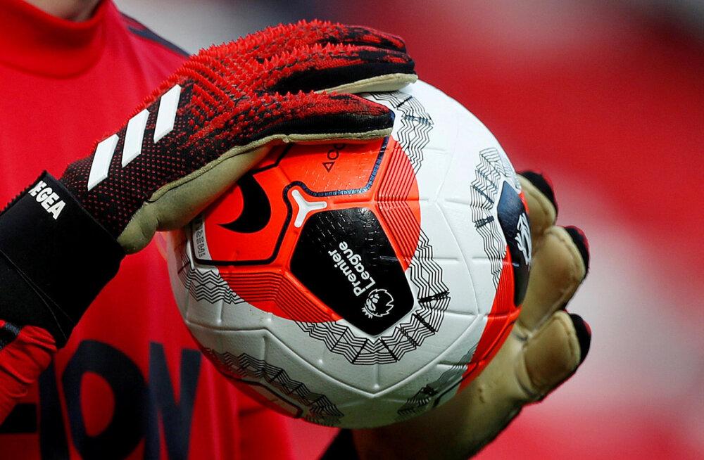Premier League'is tuvastati järjekordsed koroonajuhtumid