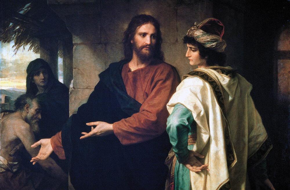 Kas Jeesus võis olla homoseksuaalne mustkunstnik?
