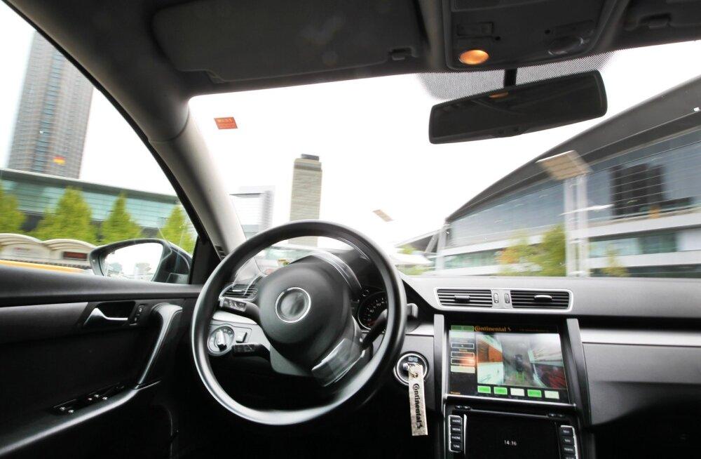 Isejuhtivad autod koguvad andmeid teie käikude kohta ning võivad vaevata koostada teie profiili, hoiatab Queenslandi tehnoloogiaülikooli professor.