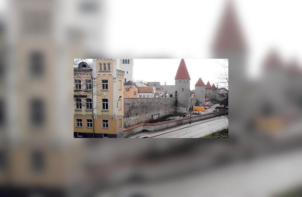 Homme algab Tallinna vanalinnas suur keskaja turg