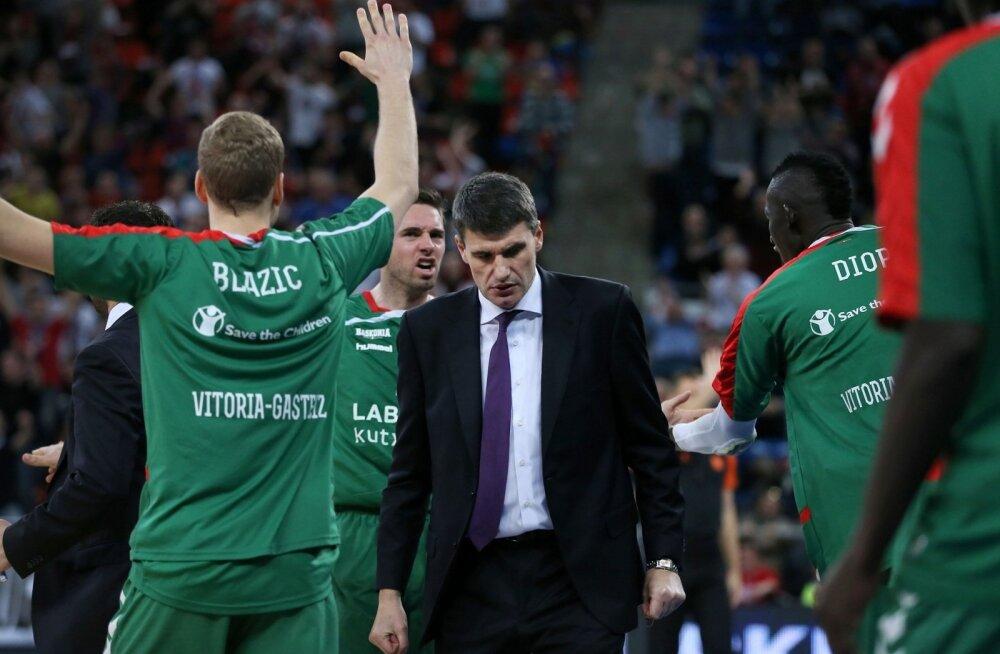Velimir Perasovic tegi Laboral Kutxa meeskonnaga võimsa hooaja