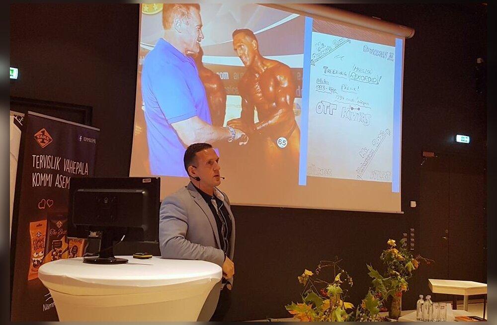 Ott Kiivikas selgitab, mida ta Keskkonnaministeeriumi ametnikele 1620 euro eest tehtavatel koolitustel pakub