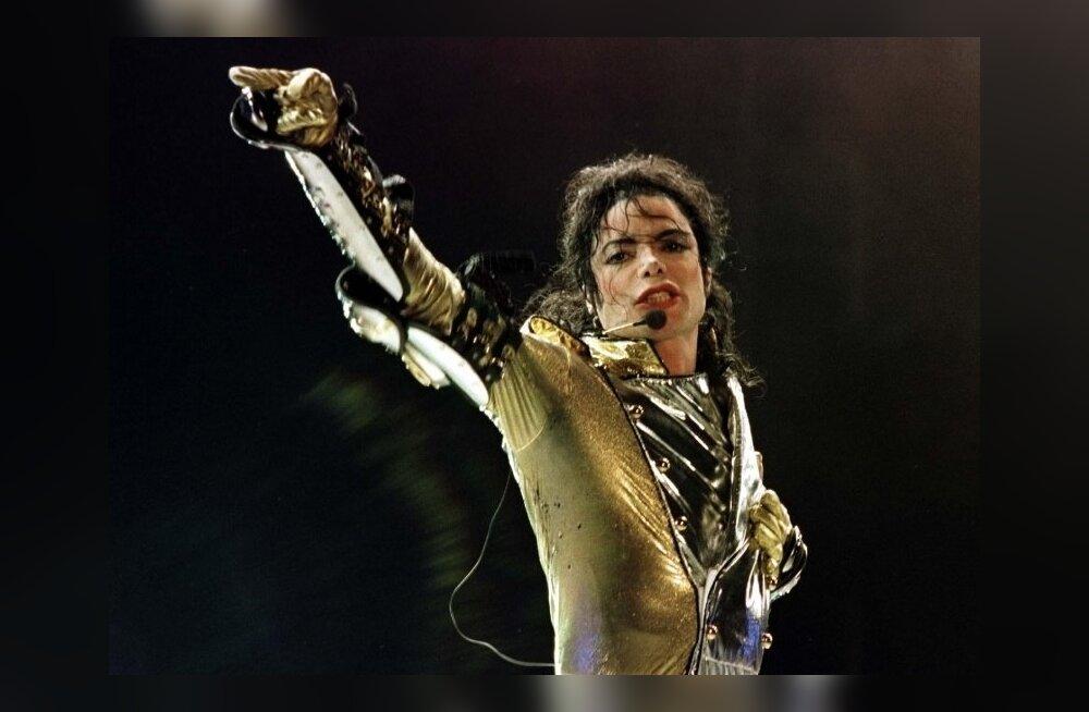 Michael Jackson teenib endiselt palju enam kui teised surnud inimesed (rääkimata elusatest)