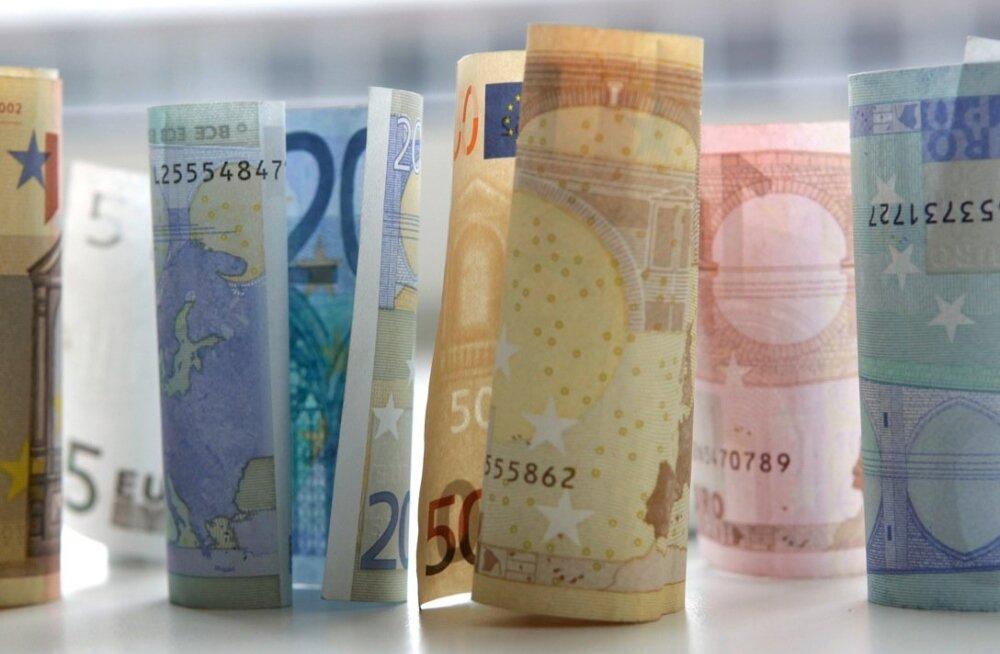 RAHA PABERRAHA EURORAHA EURO