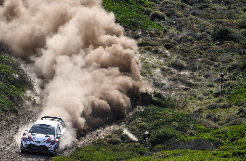Skandaal õhus: salapärane WRC meeskond kavatseb boikoteerida 2019. aasta Sardiinia rallit