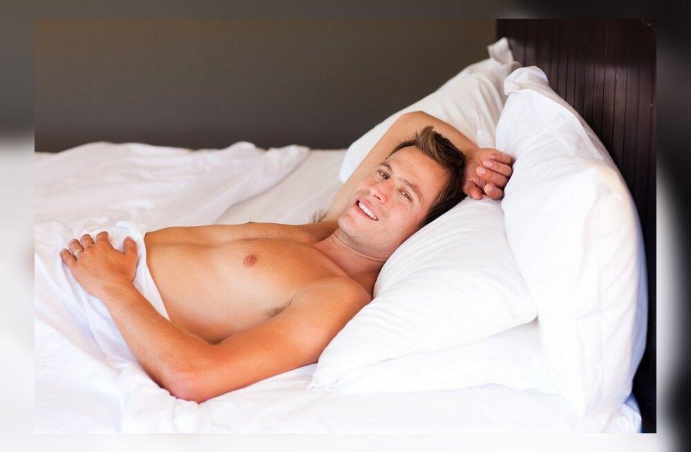 Мой муж занимается анальной мастурбацией