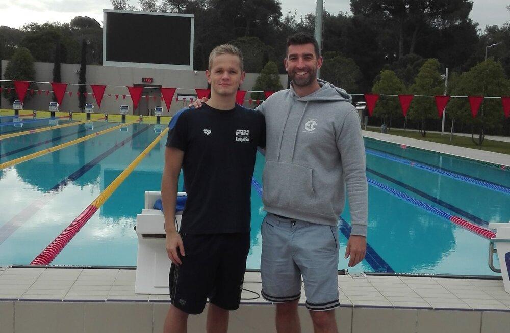 Kregor Zirk liitub Türgis baseeruva rahvusvahelise ujumisklubiga, kus treenivad mitmed maailmanimed