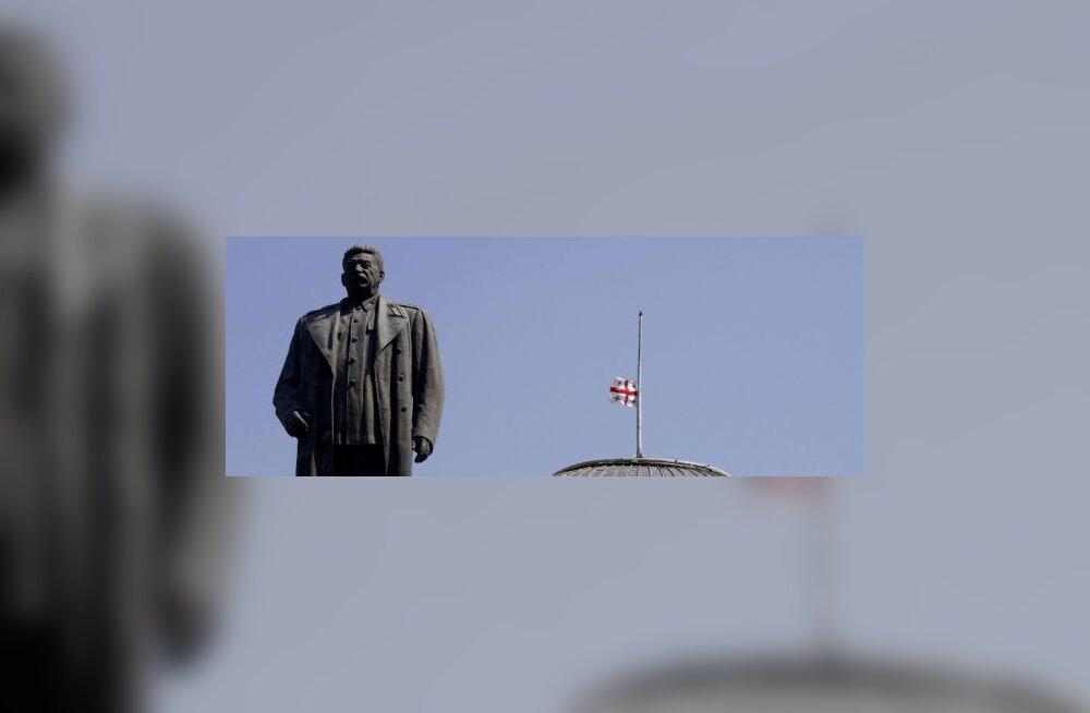 Aus kaup: Stalini kuju Abhaasia ja L-Osseetia vastu