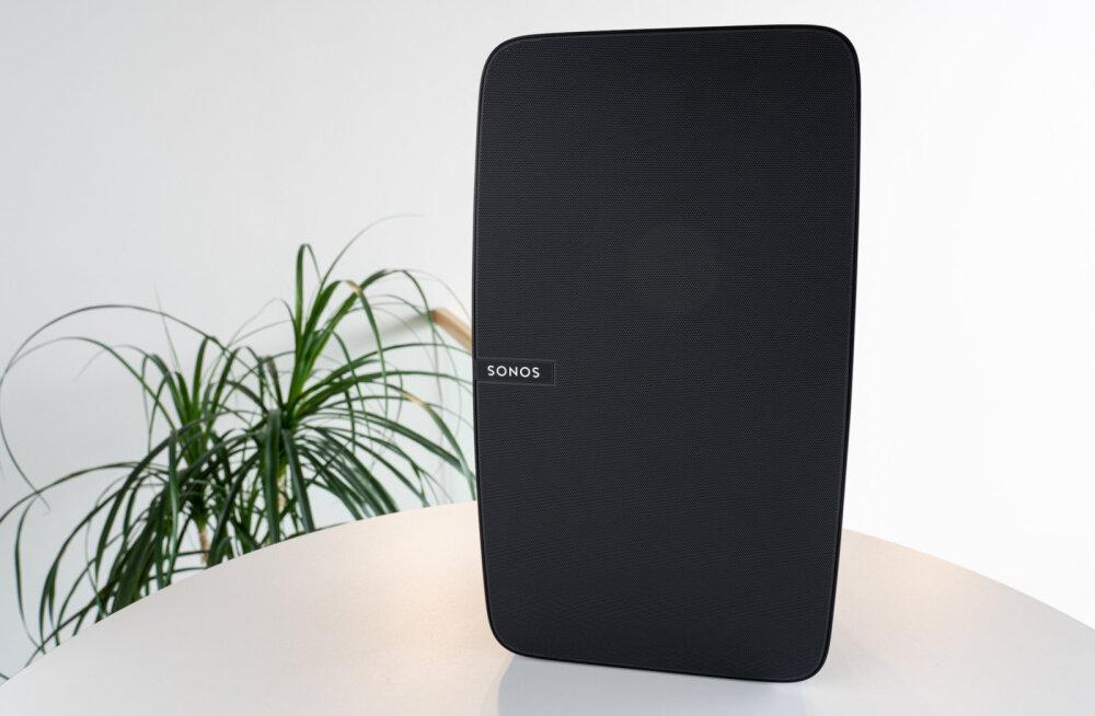 TEST | Sonos Play:5 – mitmekülgselt võimas nutikõlar