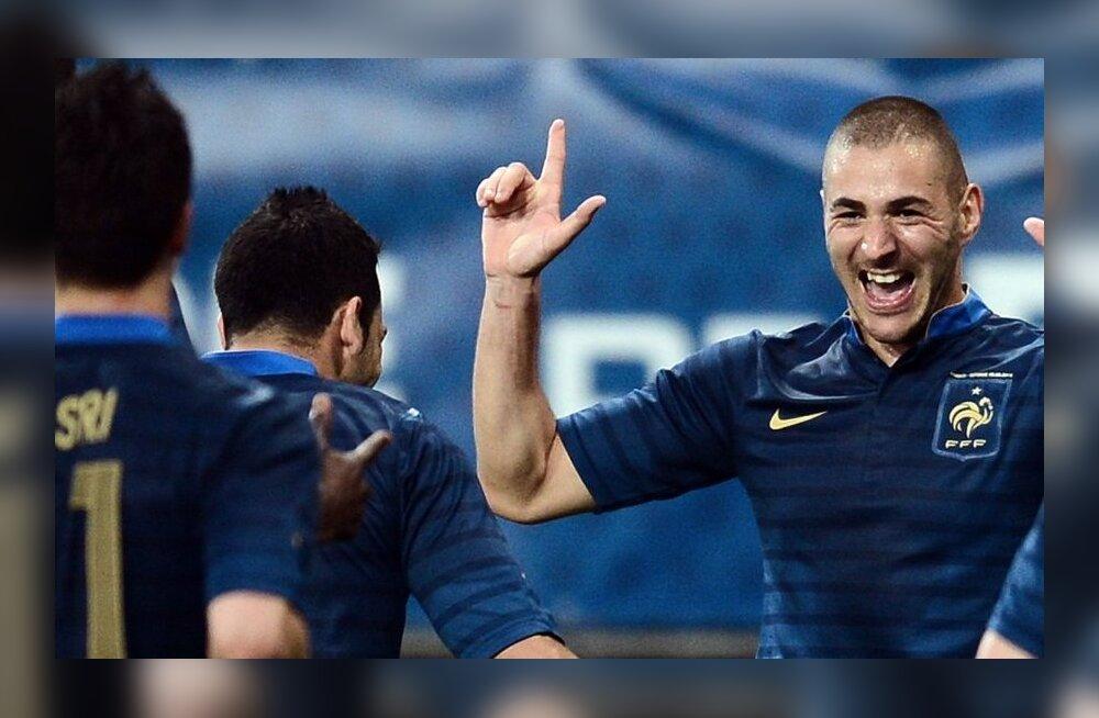 Karim Benzema (Prantsusmaa)