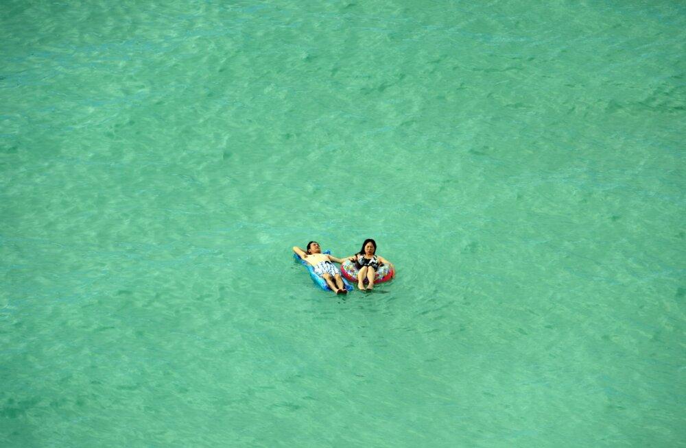 Probleem: Hawaiil sureb liiga palju turiste