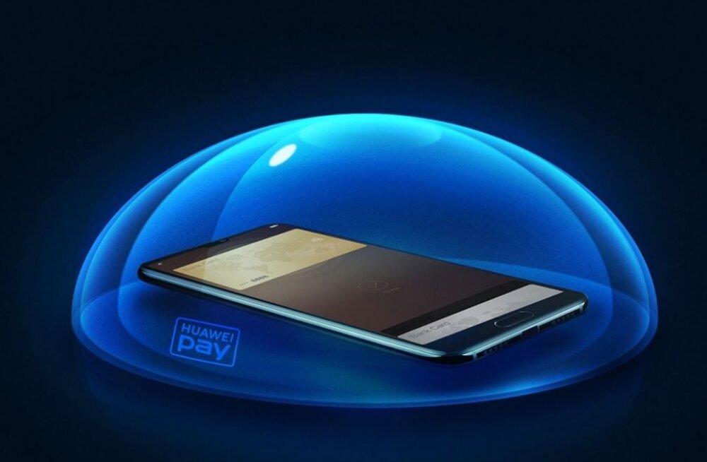 Huawei hakkab pakkuma oma krediitkaarti