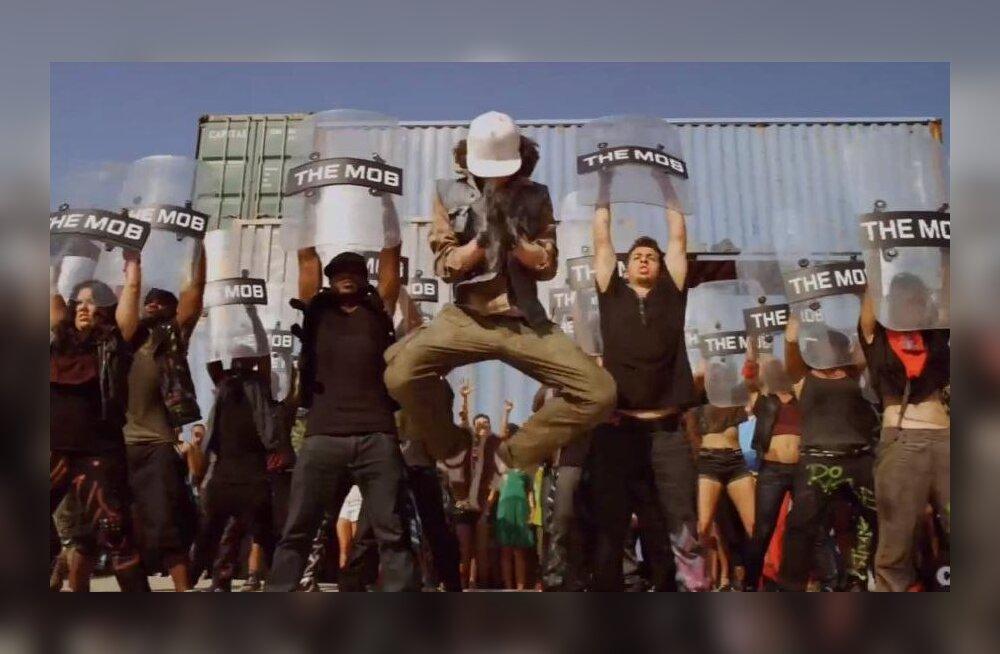 """Filmi """"Step Up 4"""" koreograaf tuleb Eestisse"""