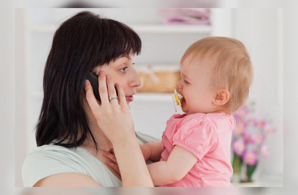 Millal peaks lapsega esimest korda hambaarsti külastama?