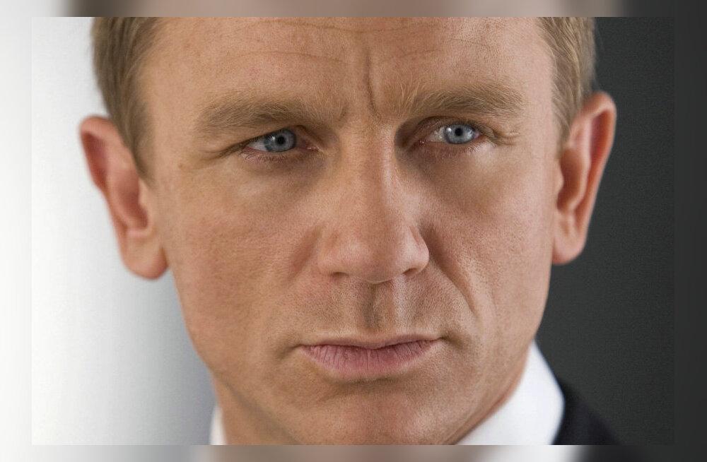 Daniel Craig naaseb suure tõenäosusega James Bondi rolli