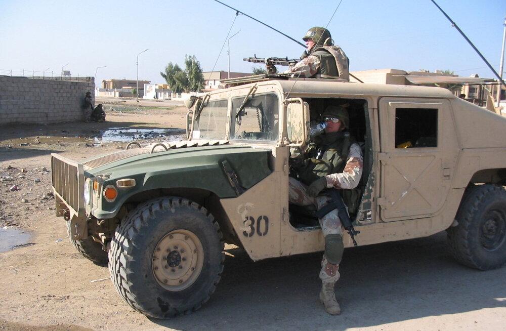 Eesti jalg Iraagi pinnal: ESTPLA-7 missiooni lugu