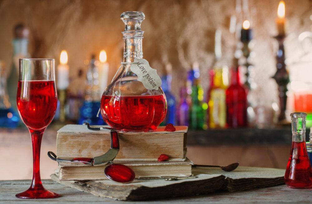 Šamaan Anu Pahka kolm armumaagia rituaali