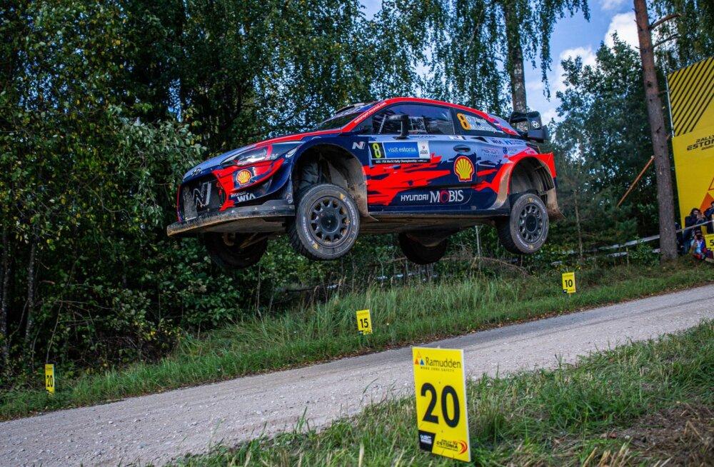 Rally Estonia 2020 SS7 ja SS10