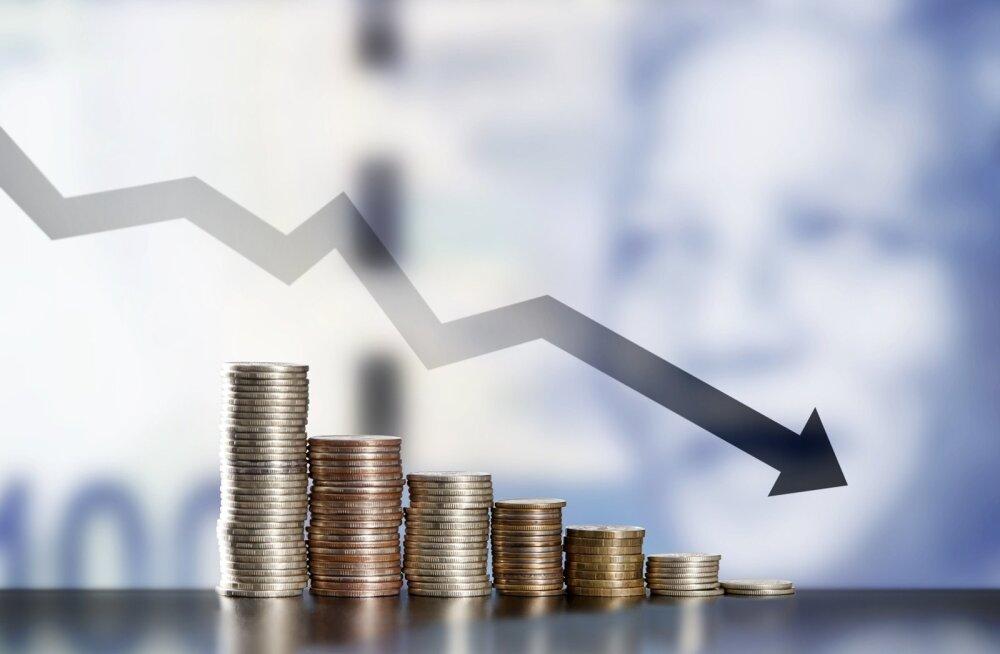 Aktsiisid tõid Eestisse oodatud inflatsiooni