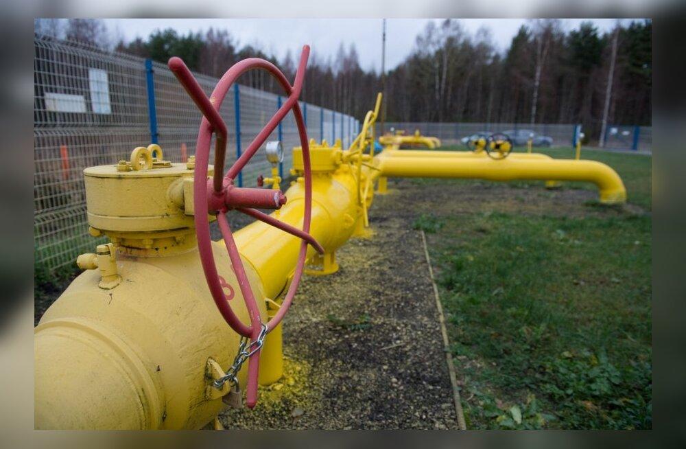 Sergei Jefimov, EG Võrguteenus, gaasi jaotuspunkt