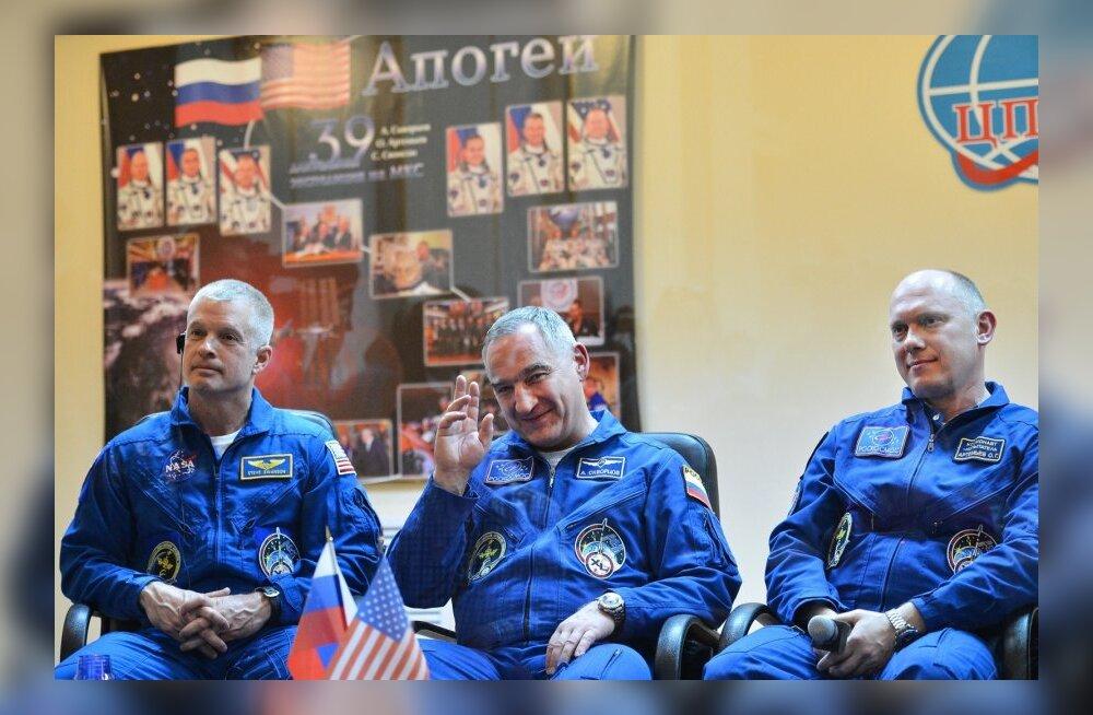 Sanktsioonid? USA maksab iga kosmosesse lennutatud astronaudi pealt Venemaale 70,7 miljonit dollarit