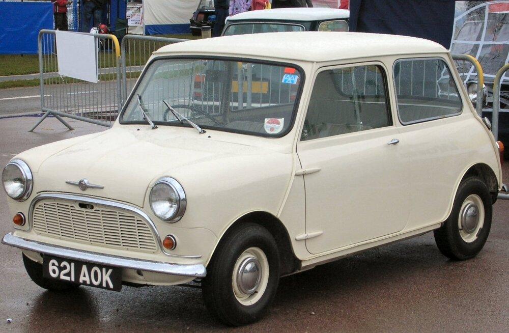Mini saab 60: siin on mõned autotootja omapärasemad masinad