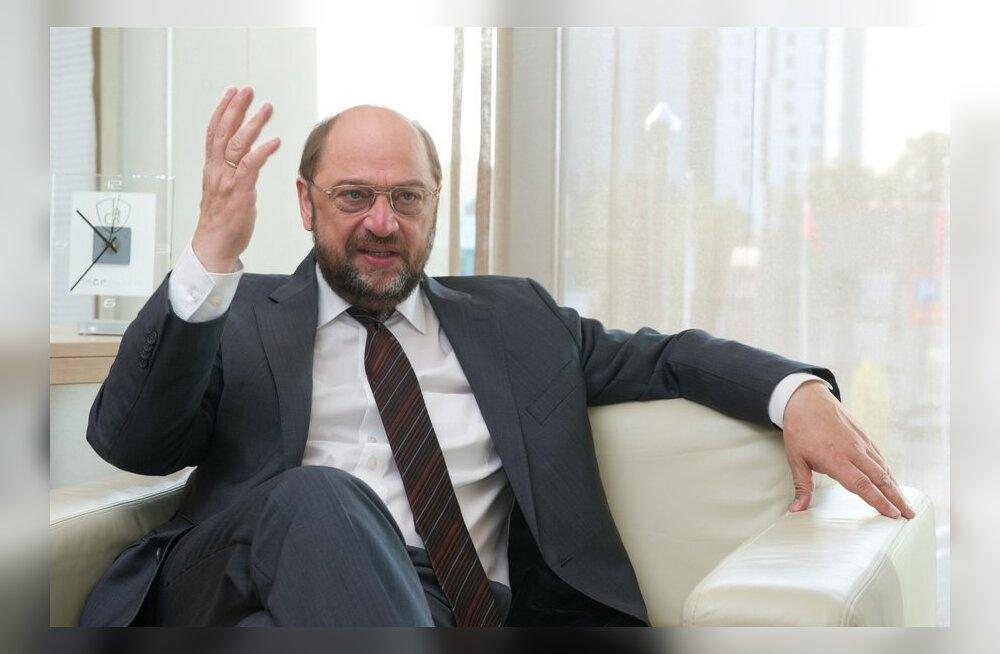 Президент Европарламента: правительство Греции действует мне на нервы