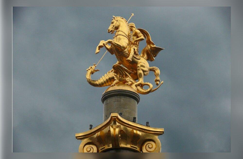Püha Jüri - üks keskaegse Euroopa kõige populaarsemaid isikuid