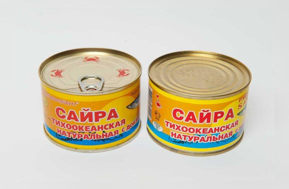 На Хийумаа открылась выставка консервов советских времен
