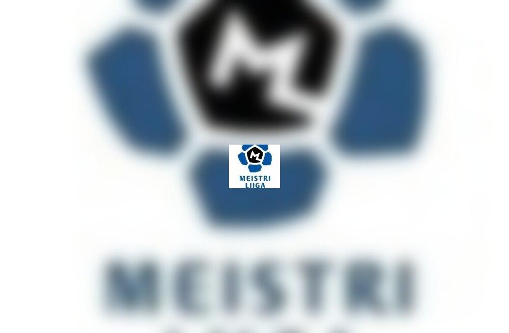Eesti jalgpalli meistriliiga logo