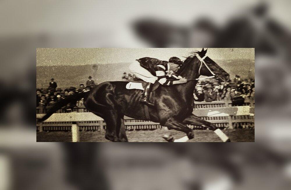 Frank Hayes — džoki, kes võitis ainult ühe hobuste võiduajamise... ja sellegi surnuna
