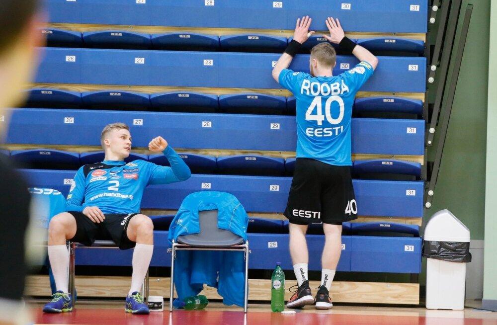 Eesti käsipallikoondise seis on nukramast nukram.