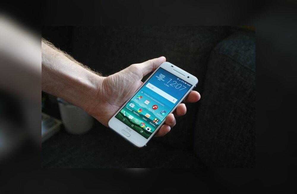 TEST: HTC nutitelefon One (A9) – sügisene lipulaev on liiga kallis!