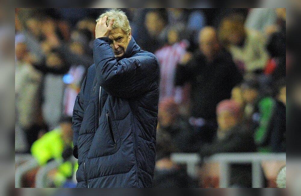 ManU ja Arsenal võitlevad Prantsusmaa jalgpalliässa eest
