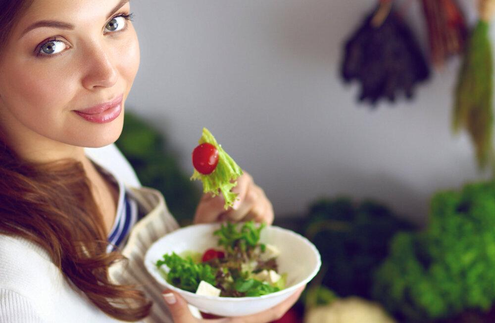 Aluseline toitumine aitab vähendada väsimust, elavdada aju tööd ning vähendada kehakaalu