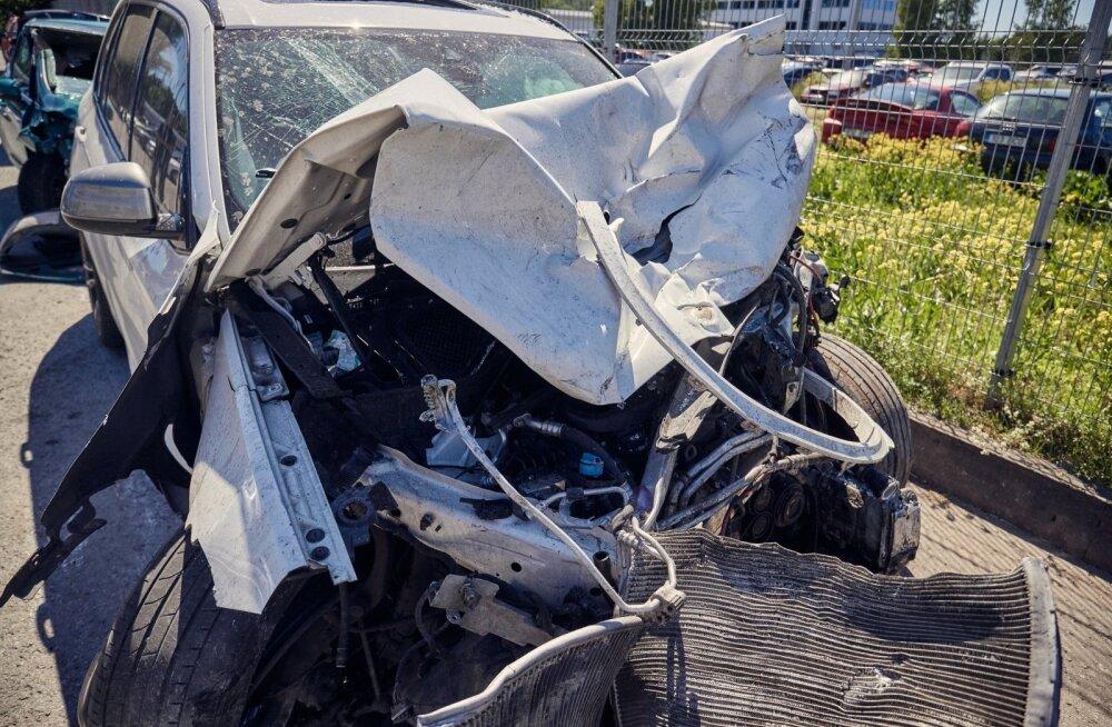 """ВИДЕО   Полиция о водителе-убийце на Лаагна: """"Это как с гонщиком на Сааремаа. Все его знали, но ничего не предприняли"""""""