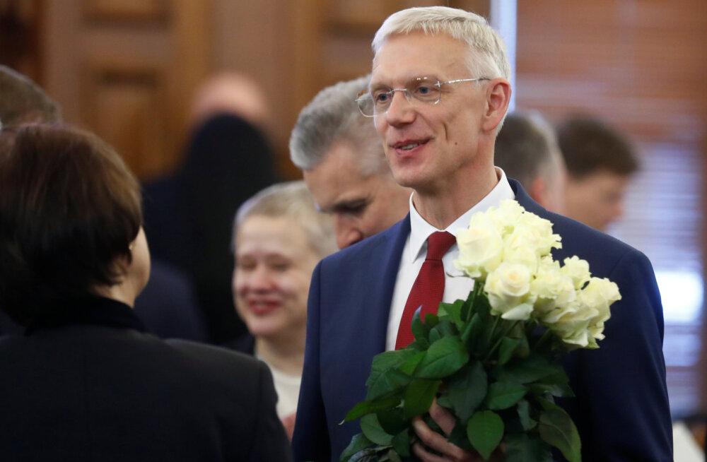 Rõõmustage, soomeugrid! Läti uus peaminister Kariņš on liivi juurtega