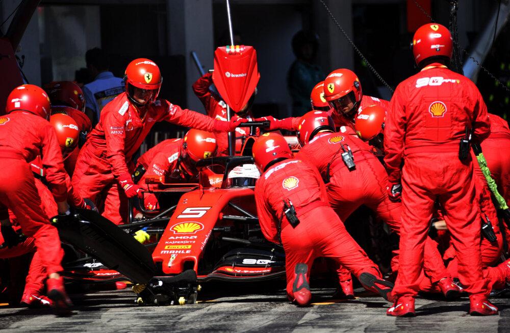 Ferrari F1 tiim pakkus tasuta küüti kahele immigrandile